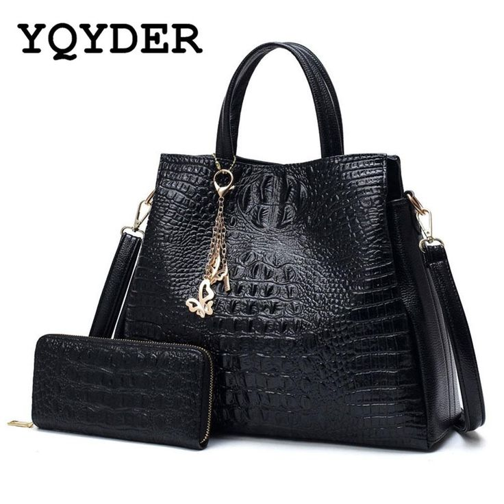 Fashion Leather Big Shoulder Bags Brand Women Chains Bag High Quality Ladies
