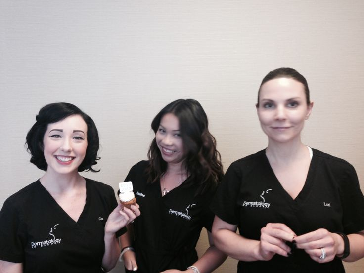 Our Team of Cosmetic Skincare specialists Lovely Ladies! Come by and meet us anytime!