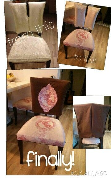 Chair transformation