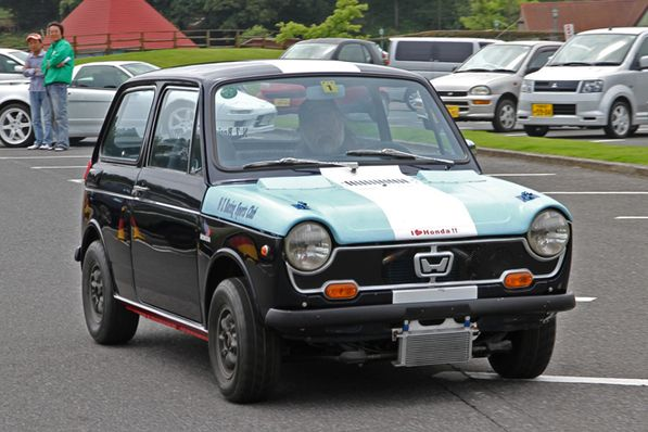 1969 Honda N360 Touring S
