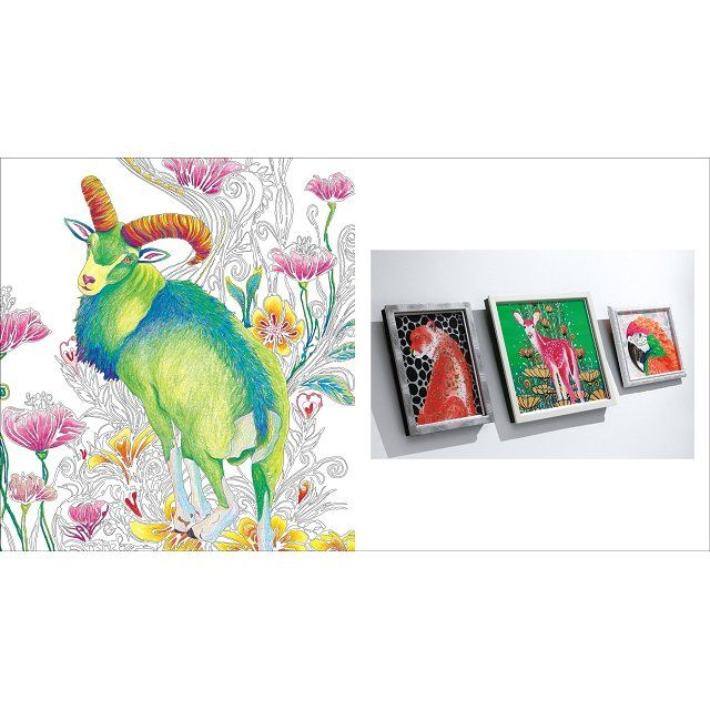 Animal Coloring Pinterest Book Pages And