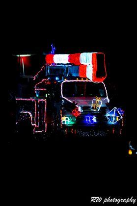 Santa's Parade 2013