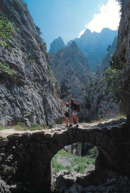 Ruta del Cares, Picos de Europa, Asturias (foto de Eduardo Velasco)