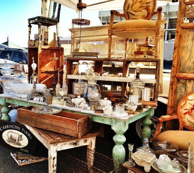 Sunday Morning at the Long Beach Flea Market — Strandemo & Associates