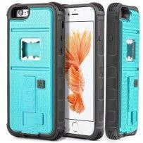Cover multifunzionale per Apple iphone 6/6s Plus - Accendi sigarette, Apribottiglie, Supporto Bike