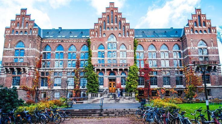 Lund is not just one of the oldest cities of Sweden, it is home to the largest university in Sweden - Lund university, which ranks in top universities in the world.