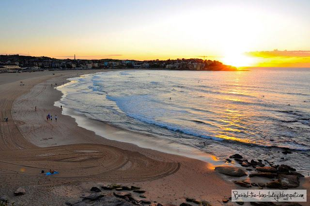 Good Morning - Bondi Beach- I love this beach. used to hv coffee on the beach in the morning for a week yrs back!!!