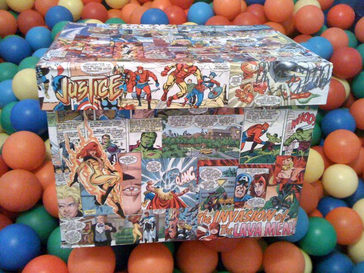 Teen Crafternoon: Comic Books Deconstructed @ Municipal Center | Grafton | Massachusetts | United States