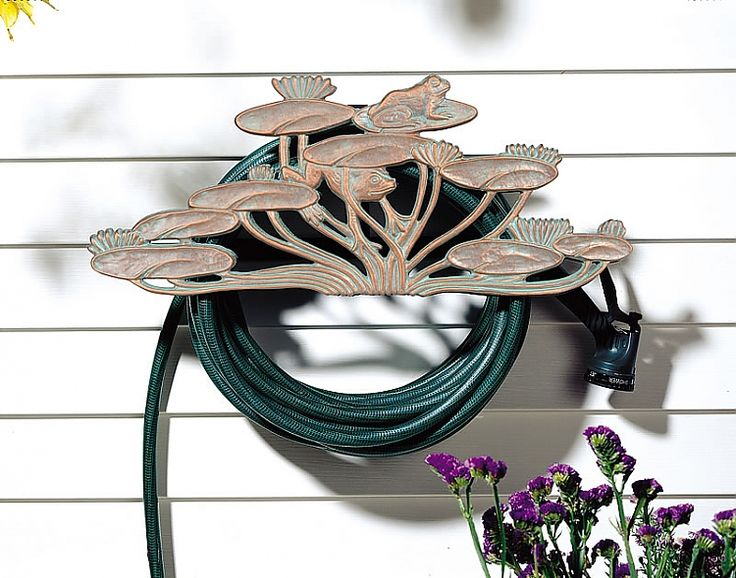 Whitehall Products Frog Hose Holder Copper Verdi U003eu003eu003e Check This Awesome  Product By Going To The Link At The Image.