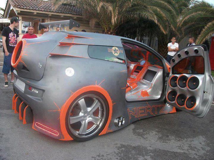 music car. ..