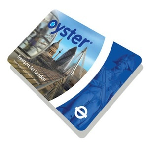 London pre-paid travel cards - cheapest way to travel by bus, tube, or train...