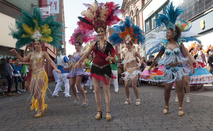 Nottingham Carnival 2014 (City)
