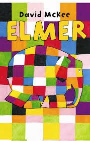 Not Just Child's Play: Challenging Young Minds: Elmer Portraits  (I am unique because...)