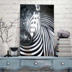 Black and white Zebra! Unik handmålad zebra tavla som talar sitt tydliga språk; harmoni, värme och energi. Med denna canvastavla hängandes i rummet får ni en bra kontrast samt en unik look och bra balans.  Länk till produkt: http://www.feelhome.se/produkt/black-and-white-zebra/  #Homedecoration #Canvas #olipainting #art #interior #design #Painting #handpainted #interiordesign #canvastavla #canvastavlor #animal #zebra #black #white #natur #svartvit #Vardagsrum #Kontor #Modernt