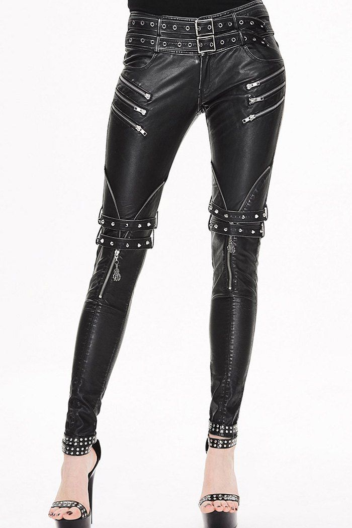 All consuming obsession with bikers tight leathers fetish