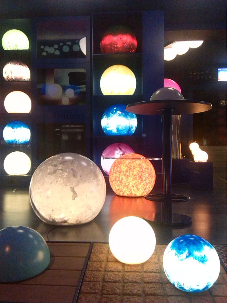 #planets #lamplight #amazing