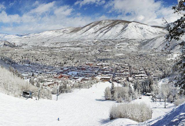 Snow Guide: Aspen, CO
