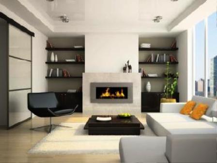 Modern Feng Shui Living Room Layout
