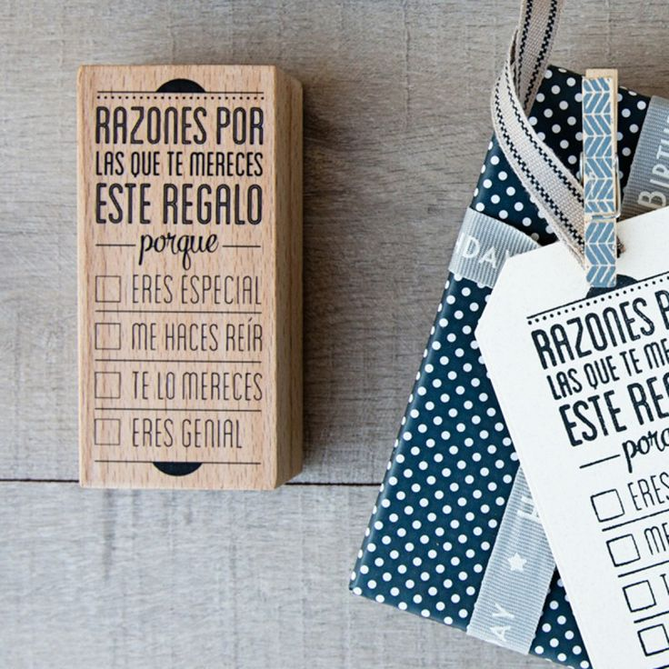 Sello - Razones por las que te mereces este regalo 7,50€ | Mr Wonderful