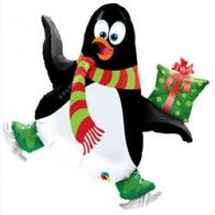 Ice Skating Penguin $22.95 (Inflated) Q27206