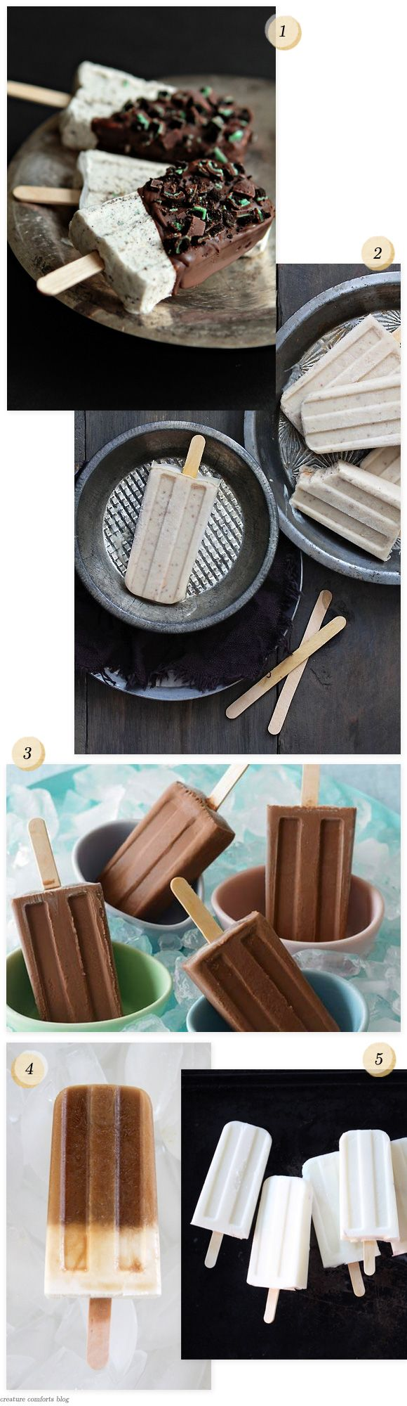 Pinterest Picks: Summer PopsicleRoundup - Home - Creature Comforts - daily inspiration, style, diy projects + freebies