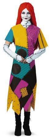 $49.99 Plus Size Classic Sally Halloween Costume - The Costume Shoppe