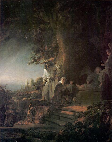 XXXX by Rembrandt van Rijn