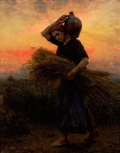 Jules Breton Artist | Jules Breton Paintings