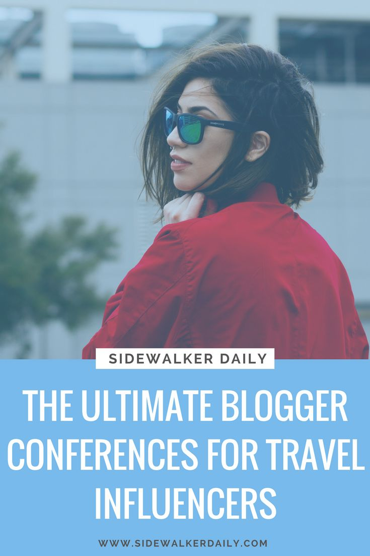 Let's get into the what, who, where, when and how on all things blogger conferences.