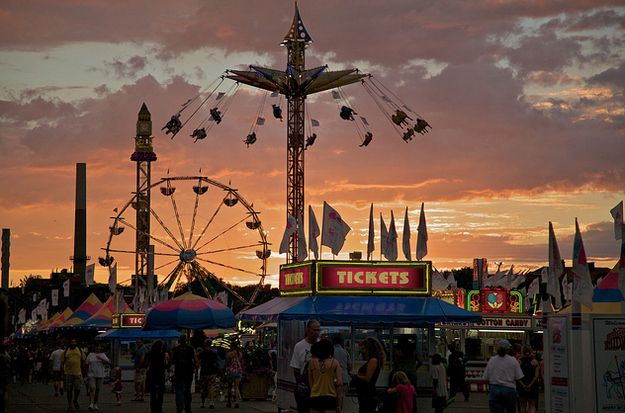 Minnesota Has The Greatest State Fair In The Country  The Mighty Midway