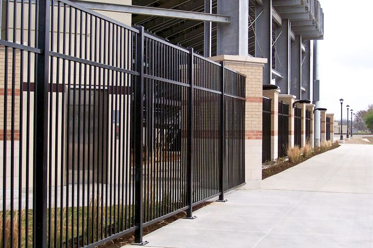 wrought iron fences - Google Search