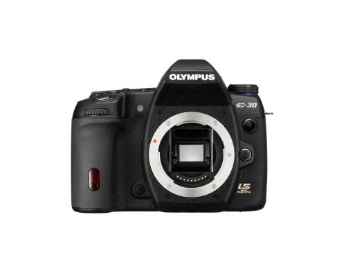 Olympus E30 12.3MP Digital SLR with Image Stabilization (Body Only)  http://www.lookatcamera.com/olympus-e30-12-3mp-digital-slr-with-image-stabilization-body-only/