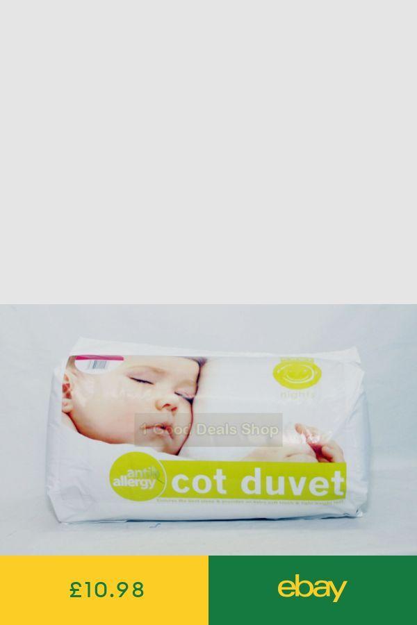 9 Tog New Anti Allergie Baby Nursery Kleinkind Junior Kinderbett