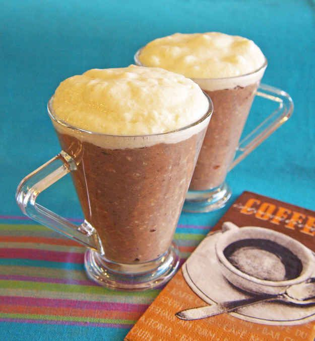 (Salted) Caramel Mocha Overnight Oatmeal