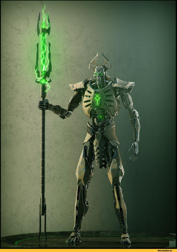 Necrons,Warhammer 40000,warhammer40000, warhammer40k, warhammer 40k, ваха, сорокотысячник,фэндомы