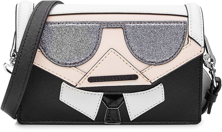 Karl Lagerfeld K Kocktail Karl Crossbody Bag