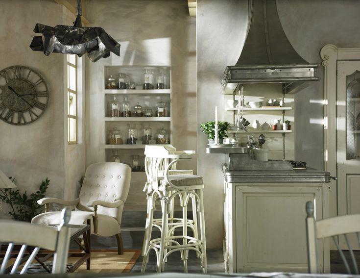 Landhausküche: DHIALMA - Country Style - Edle Küchen