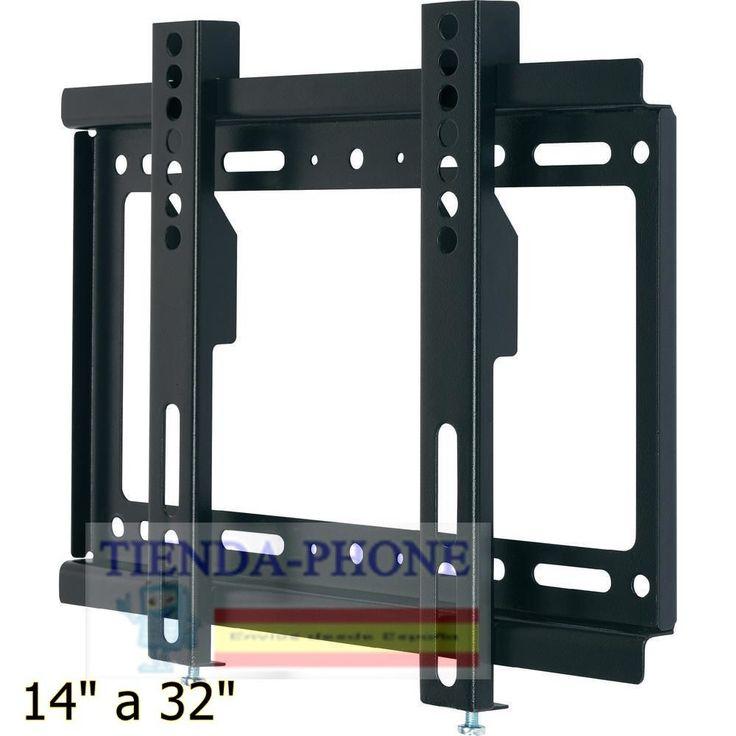 Soporte Pared Televisor Pantalla LCD LED TV VESA 200 para 19 20 22 24 28 29 32