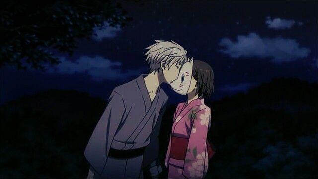 Endless love - Hotaru & Gin