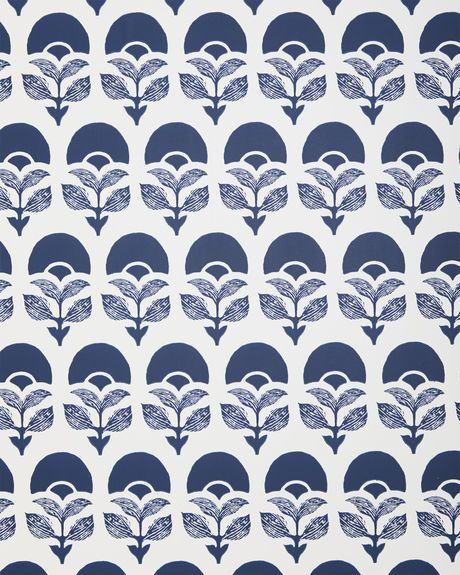 Larkspur Wallpaper Swatch