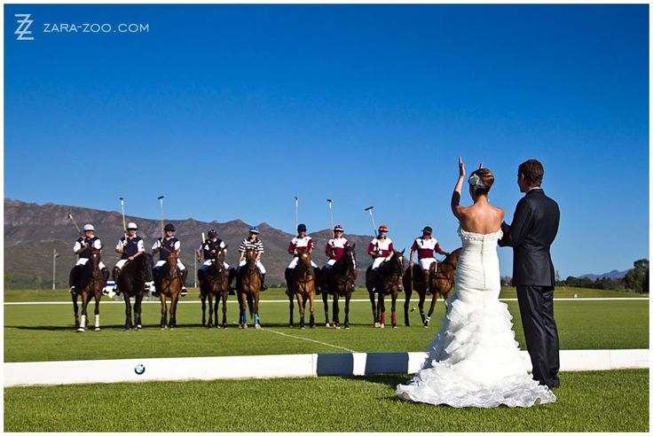 Val de Vie Wine  Polo Estate is a popular venue for weddings - Paarl - Western Cape - South Africa