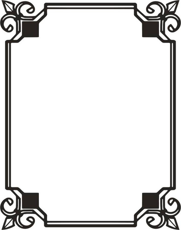 Рамки для рисунок формат а4, открытки екатеринбург