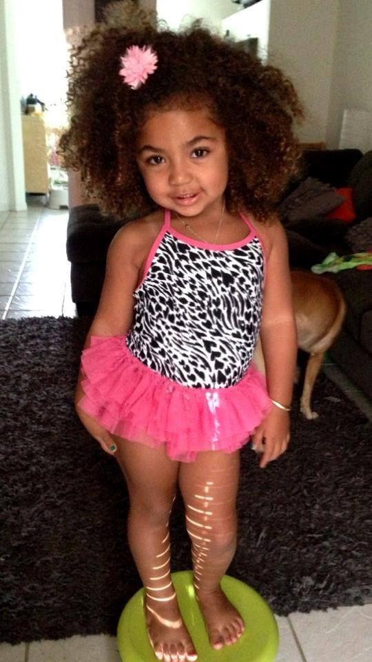 Colombian/Jamaican beauty | Beautiful Mixed Children ...