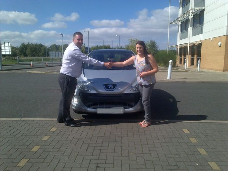 A Happy Customer from our Bromsgrove branch! Want YOUR Free valuation? Visit www.wewantanycar.com