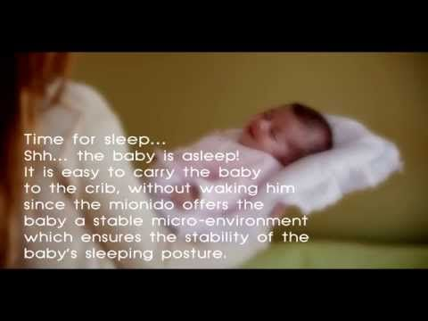 mionido a topponcino a cuddle mattress for newborn youtube