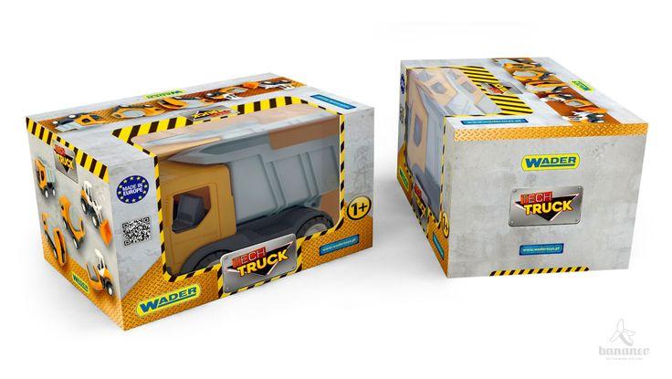 Wader | Packaging design