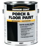 Peinture alkyde planchers et galeries Armor Coat, 3,7 L | Canadian Tire