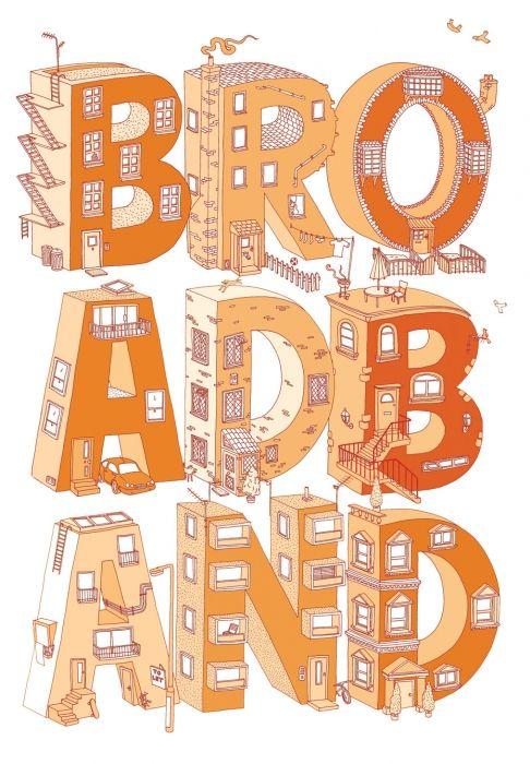 Orange Broadband by Adam Hayes