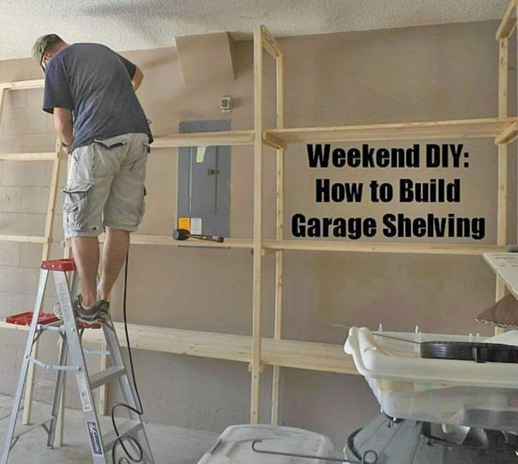 10 best garage stuff images on pinterest garages basement and top storage ideas for the garage click the pic for lots of garage storage ideas solutioingenieria Image collections