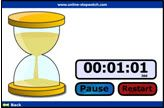 Full-Screen Timer for the Classroom